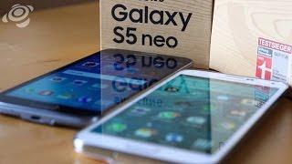 getlinkyoutube.com-Samsung Galaxy S5 Neo und Galaxy S5 im Vergleichs-Test [HD] Deutsch