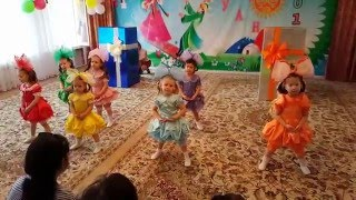 "getlinkyoutube.com-Рауан 2016 Танец ""Кукол"" д/с №51"