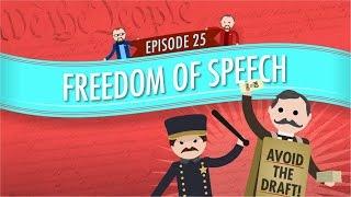 getlinkyoutube.com-Freedom of Speech: Crash Course Government and Politics #25