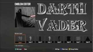 getlinkyoutube.com-BLACK OPS 2 Darth Vader Emblem