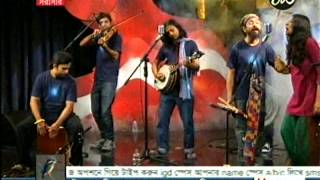 getlinkyoutube.com-Joler Gaan Ft. Anusheh Anadil- Aayna (live @ Masraanga Tv)