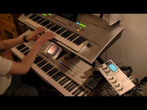 Edward Maya feat. Vika - Stereo Love Cover PA2x Tyros