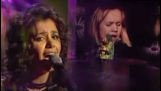 getlinkyoutube.com-Katie Melua & Eva Cassidy - Somewhere Over The Rainbow