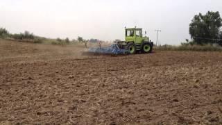 MB-Trac 1000 turbo mit 5m Grubber (brutaler Sound)