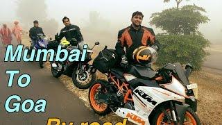 getlinkyoutube.com-Mumbai To Goa   Pulsar Rs200, KTM RC/duke 390