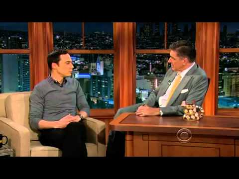 Jim Parsons - Craig Ferguson - 9/26/12 - JIM ONLY