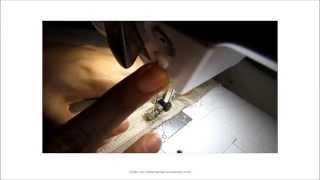 getlinkyoutube.com-Anleitung zum Nähen des Bleistiftrocks