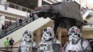 getlinkyoutube.com-Star Wars CELEBRATION VI in HD!