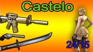getlinkyoutube.com-CrossFire - Castelo - M4A1-S-DIAMANTE