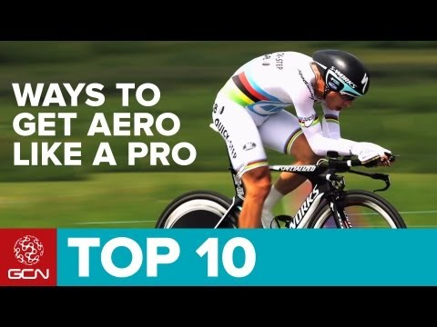 Top 10 Ways To Get More Aero On Your Bike