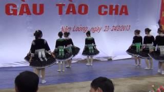 getlinkyoutube.com-nkauj hmoob (noj tsiab 30) lai chau. nam loong