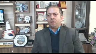 Ebat Grup Genel Müdürü Tevfik Ülker'den Emlak İnşaat TV'ye önemli açıklamalar