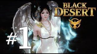getlinkyoutube.com-Black Desert - #1 - Выбираем класс