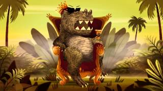 """getlinkyoutube.com-""""Tyrannosaurus Rex,"""" Dinosaurs Songs about the T-Rex by StoryBots"""