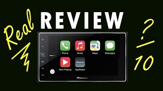 getlinkyoutube.com-Pioneer SPH DA120 (with Apple CarPlay) an Independent Review by VegOilGuy