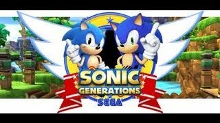 getlinkyoutube.com-Sonic Generations The Movie Full