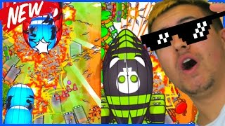 getlinkyoutube.com-$1,000,000 OF LASERS! MOST INSANE BATTLE EVER! - Bloons TD Battles
