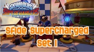Skylanders SuperChargers ITA - Sfide SuperCharged (Set 1)