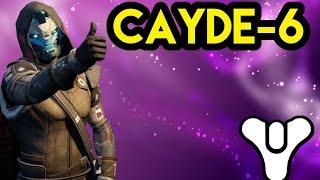 getlinkyoutube.com-Cayde-6 Destiny Lore