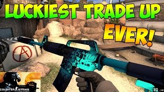getlinkyoutube.com-CS GO - BEST TRADE UP EVER! New Skins Tradeup Success! Icarus, Hydroponic, & Hot Rod Attempts! CS:GO