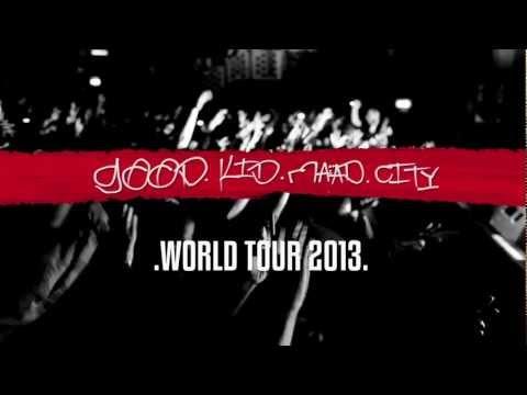 TDE Presents Kendrick Lamar World Tour Vlog Ep. 1