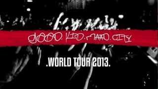 Kendrick Lamar - World Tour Vlog ep.1