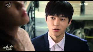 getlinkyoutube.com-[VID] 150628 The Time We Were Not In Love - Myungsoo Cut 3