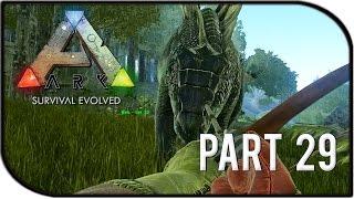 "getlinkyoutube.com-ARK: Survival Evolved Gameplay Part 29 - ""Stegosaurus Hunting, Prime Meat!"""