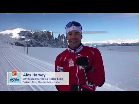 Le Grand défiPierre Lavoie lance La Petite Expé dans plusieurs centres de ski de fond du Québec!