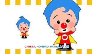 Cantando en la voz de PLIM PLIM!!! ♫ CABEZA, HOMBRO, RODILLA Y PIE ♫ - nataliarosminati.com