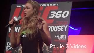 getlinkyoutube.com-Ronda Rousey's Favorite Thing is SEX!