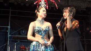 getlinkyoutube.com-ท่าเต้นสุดแซ่บ!ของแดนเซอร์ตั๊กแตน ชลดา แสดงอย่างฮาที่หน้าเวที Full HD