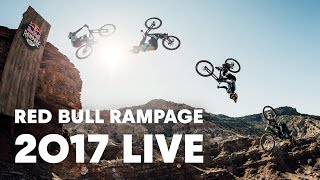 Red Bull Rampage 2017   Live
