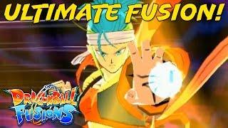getlinkyoutube.com-5-Way Fusion! | Ultimate Fusion vs Ginyu Force | Dragon Ball Fusions - Ep 6
