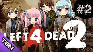 getlinkyoutube.com-Left 4 Dead 2 # 2 : สองสาว สองหนุ่ม ลับๆกลางพายุ