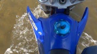getlinkyoutube.com-GoPro Mount Dirtbike Water Fail!