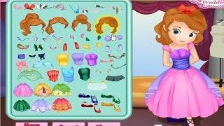 getlinkyoutube.com-Sofia The First Games - Sofia The First Dress Up Games - Sofia The First Games for Girls & Children