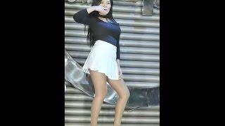 getlinkyoutube.com-161113 댄스팀 위치걸 (혜지, WITCH GIRL) - 엘라이 L.I.E (EXID) @ 헬로apM 직캠 By SSoLEE