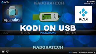 getlinkyoutube.com-HOW TO RUN KODI from USB FLASH DRIVE