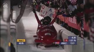 getlinkyoutube.com-Team USA Olympic Anniversary | Bakken & Flowers 2002