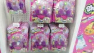 getlinkyoutube.com-Toy Hunting At Toys R Us TRU Shopkins MLP Zelfs Lego Elves MLP LPS Lalaloopsy & More