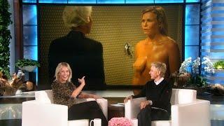 Chelsea Handler on Being Naked