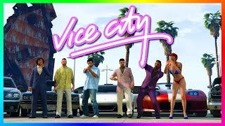 getlinkyoutube.com-GTA ONLINE 'RETURN TO VICE CITY' SPECIAL - TOMMY VERCETTI SECRETS, VICE CITY EASTER EGGS & MORE!