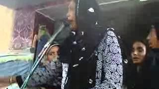 getlinkyoutube.com-Dukhtar Zakir Mukhtar Khokhar Zakira Asia Batool Khokhar part 1