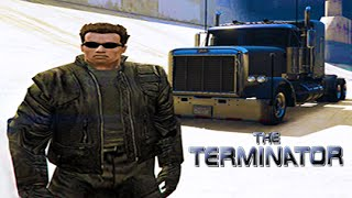 GTA 5 Mods - TERMINATOR MOD! (GTA 5 Mod Gameplay)