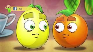 """الليمونة والبرتقالة """"بدون إيقاع"""" - طيور بيبي"""
