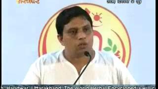 getlinkyoutube.com-How to Manage Modern Lifestyle for good Health- By Acharya Balkrishna, Part 2/2