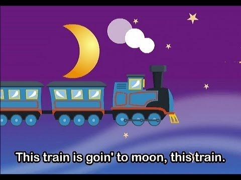 Train to the City  | nursery rhymes & children songs with lyrics | muffin songs