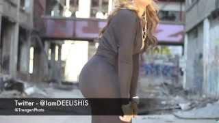 getlinkyoutube.com-Deelishis Booty Photoshoot!