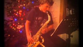 Russian Sailor's Dance - Alto Sax,  Selmer AS300  (with iPad2 and iSupr8)